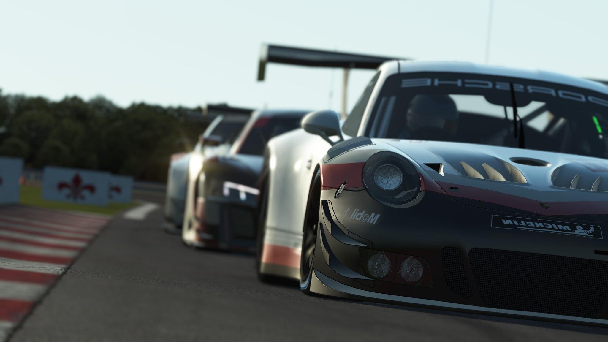 GT3 Challengers Pack released for rFactor 2 - Team VVV