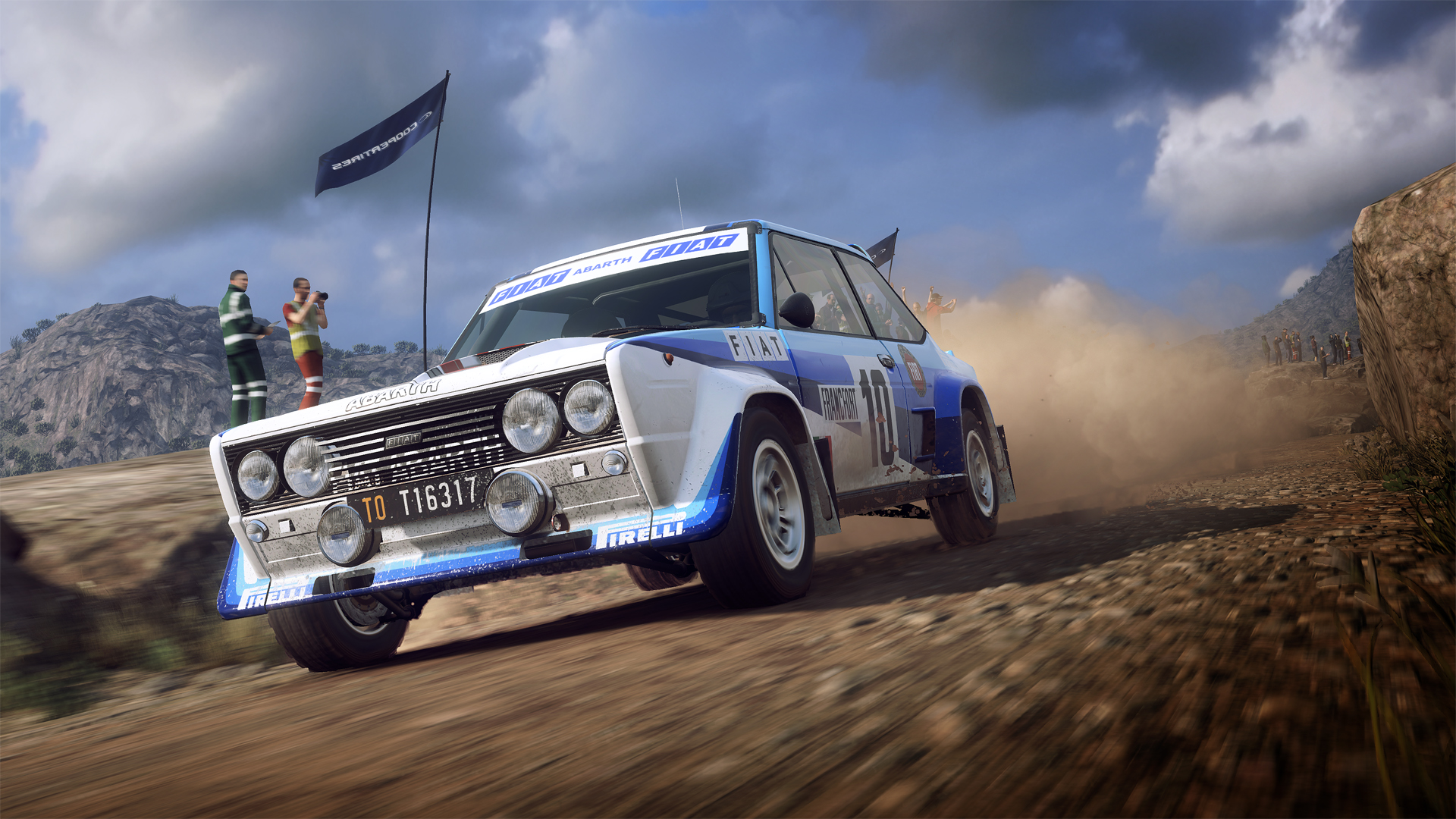 Dirt Rally 2.0's full car list revealed