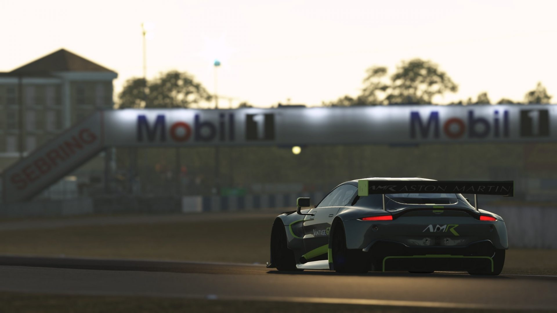 rFactor 2: Aston Martin Vantage finally arrives for GT3 Challengers