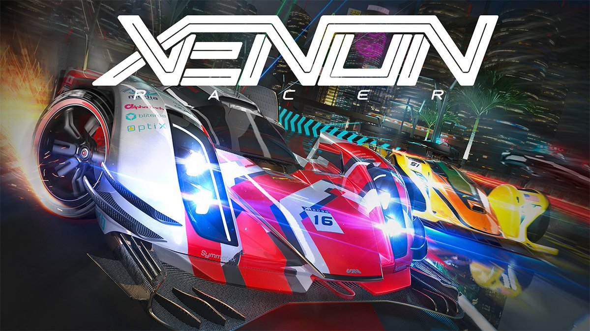 Arcade Racing Game Xenon Racer Coming To Ps4 Xbox One Switch Pc