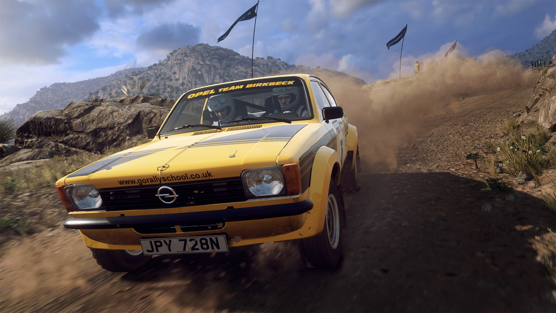 Codemasters lays out Dirt Rally 2.0's Season One content roadmap