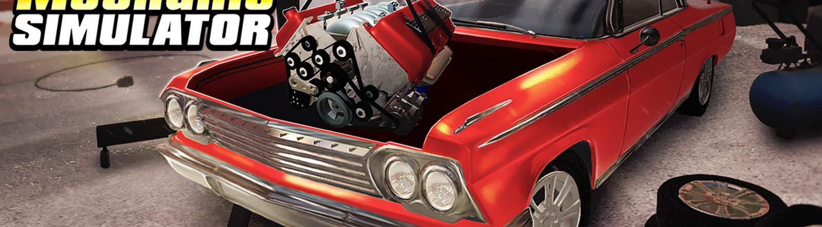 Car Mechanic Simulator debuts on Nintendo Switch - Team VVV