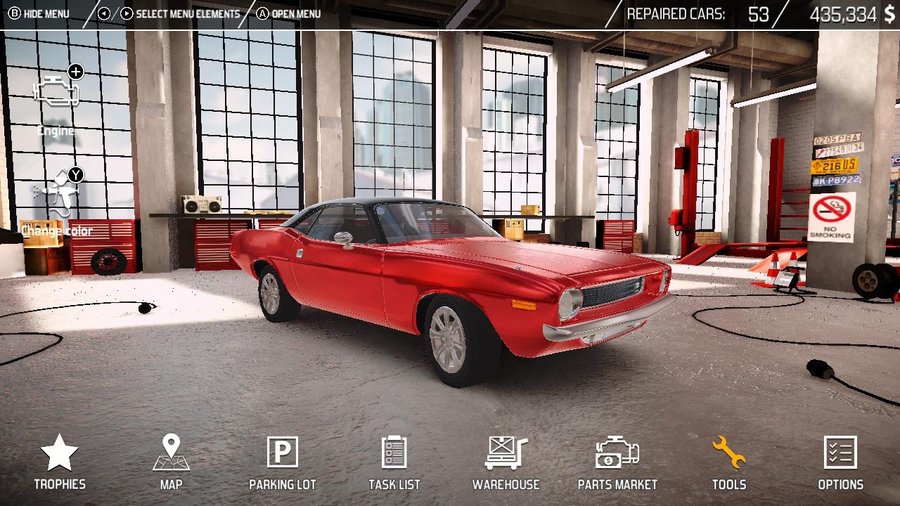 Car Mechanic Simulator debuts on Nintendo Switch - Team VVV