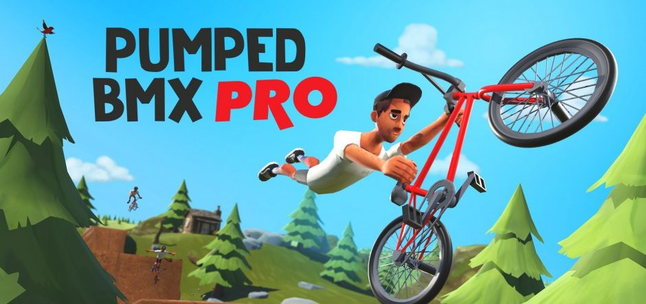 Pumped BMX Pro releases on Xbox One, Xbox Game Pass, Switch