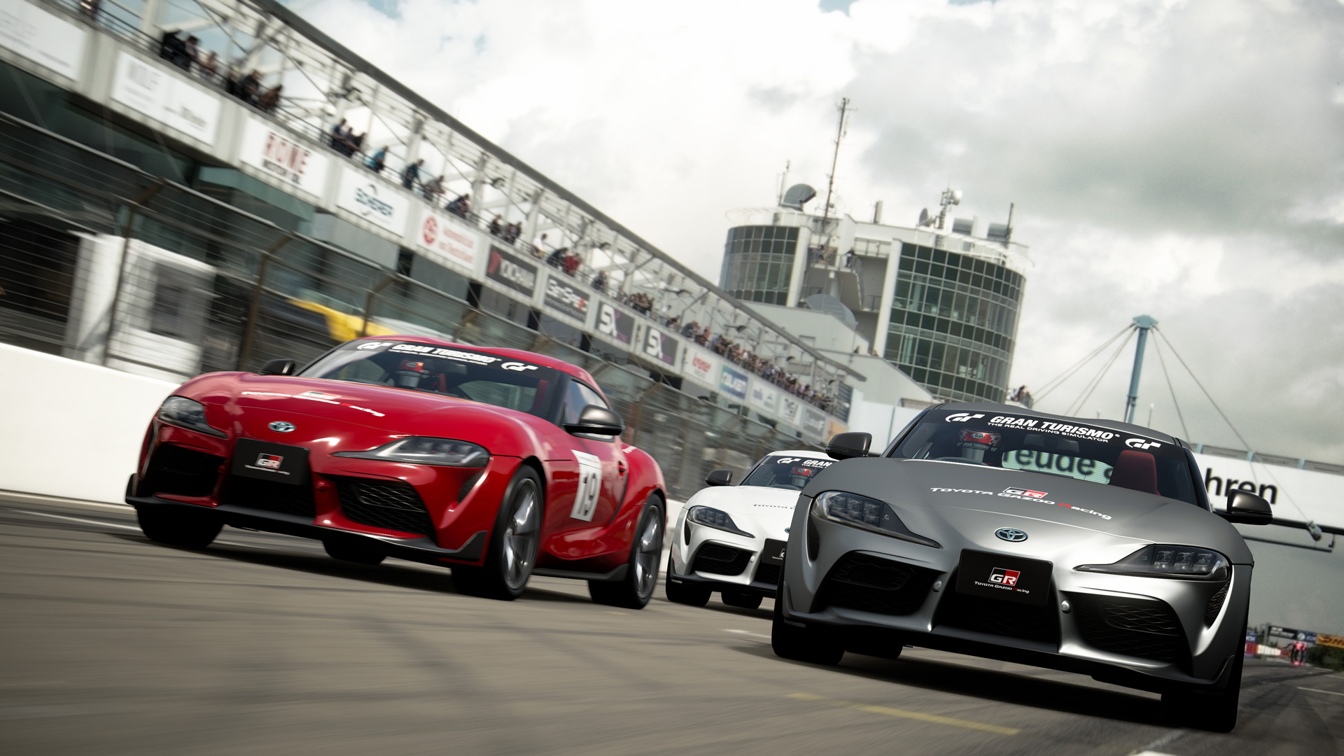 Gran Turismo Sport Cars >> Toyota Confirms Its Cars Will Only Appear In Gran Turismo