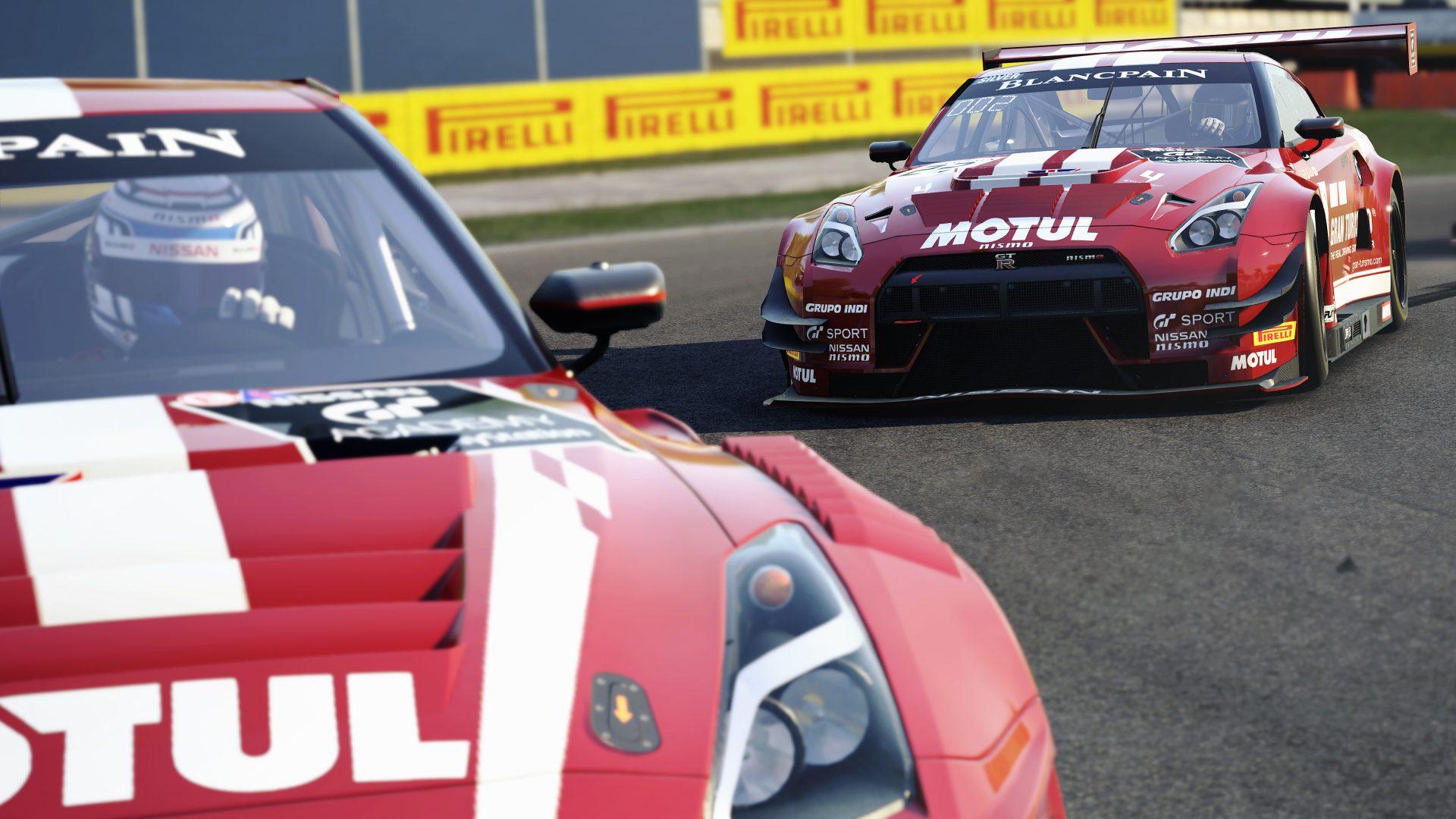 Assetto Corsa Competizione release 6 adds Monza & 2 Nismo GT