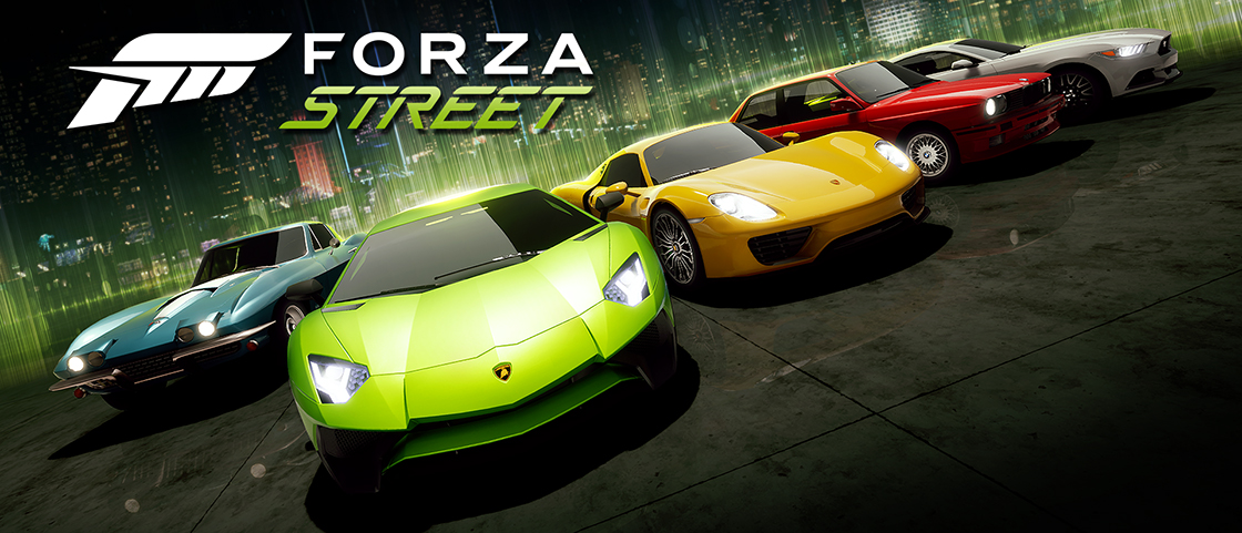 Free To Play Racing Game Miami Street Is Now Forza Street Team Vvv
