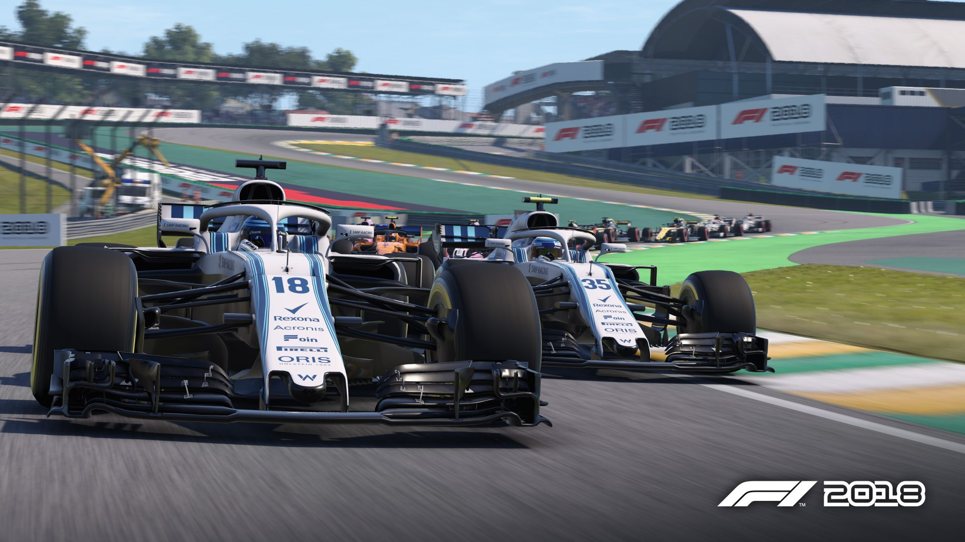First F1 2019 in-game trailer revealed in glorious 4K - Team VVV
