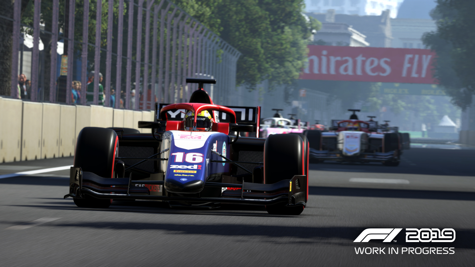 F1 2019 will reignite the rivalry between Prost and Senna