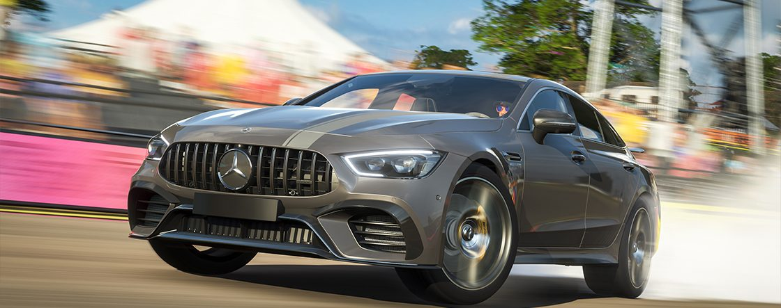 Multiplayer overhaul headlines Forza Horizon 4's