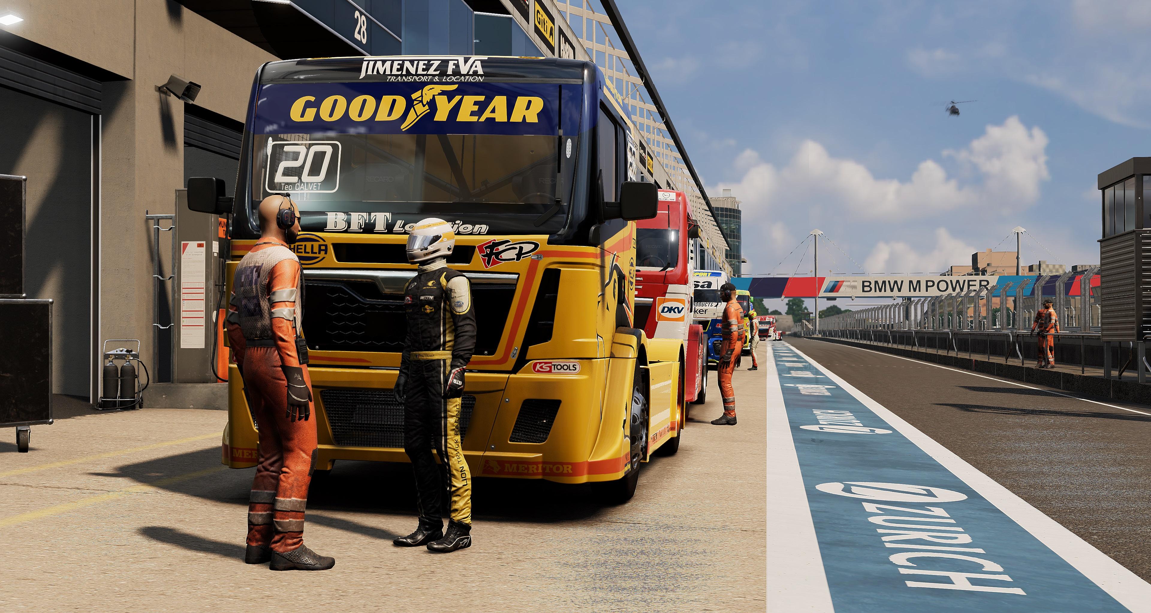 FIA European Truck Racing Championship first look - Team VVV