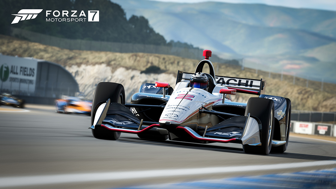 free indycar dlc released for forza motorsport 7 team vvv. Black Bedroom Furniture Sets. Home Design Ideas