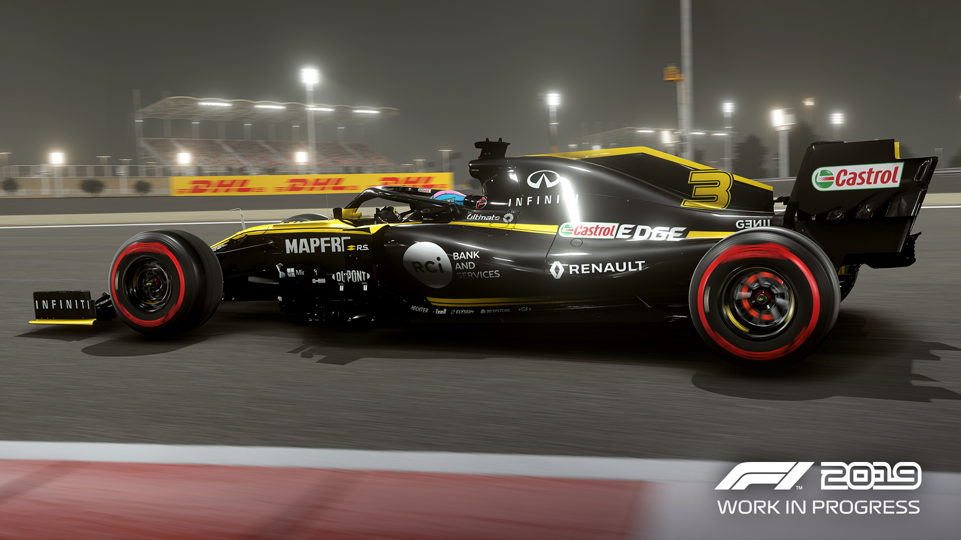 Check out the latest F1 2019 images including boxart ...