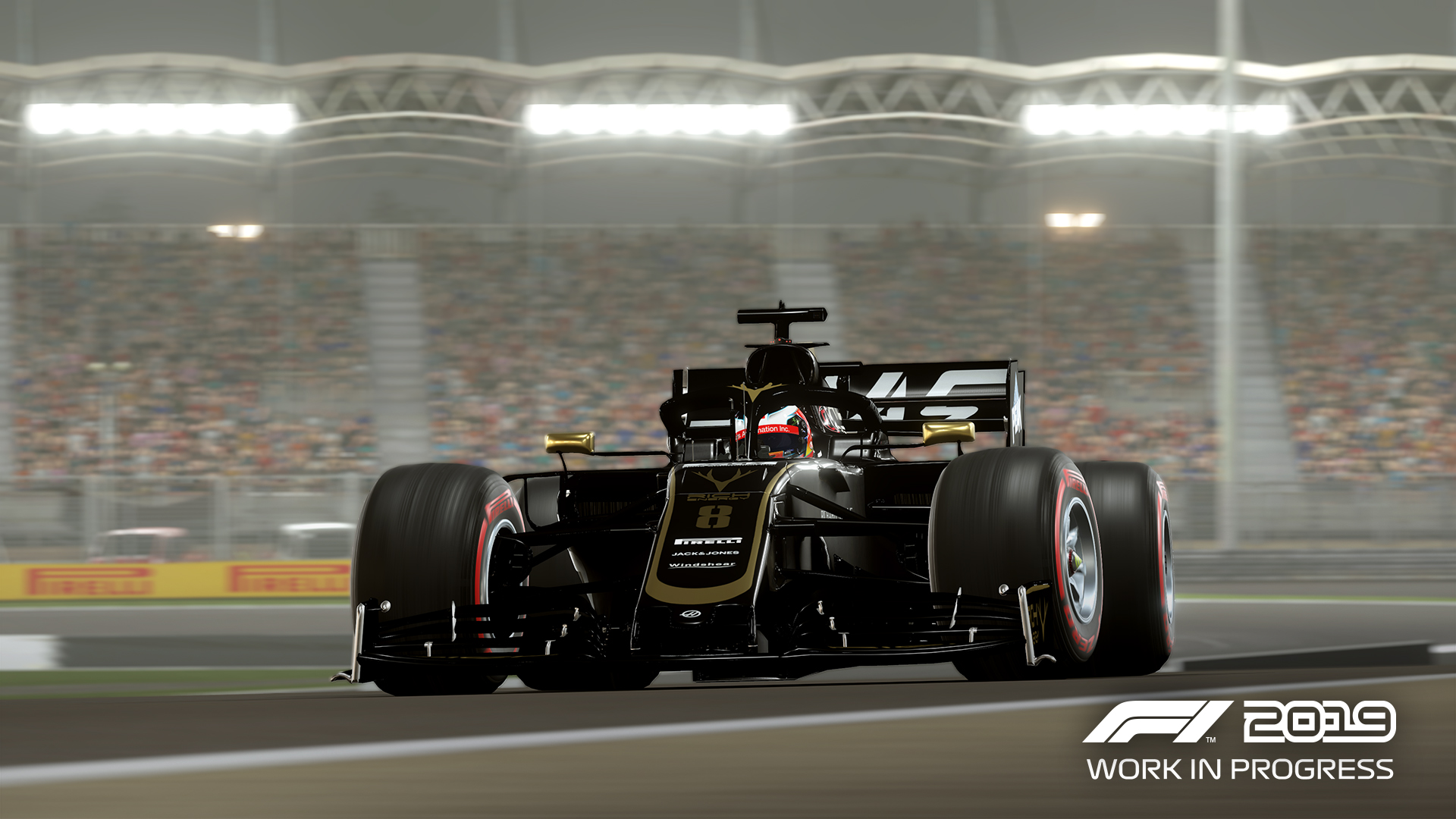 Check out the latest F1 2019 images including boxart - Team VVV
