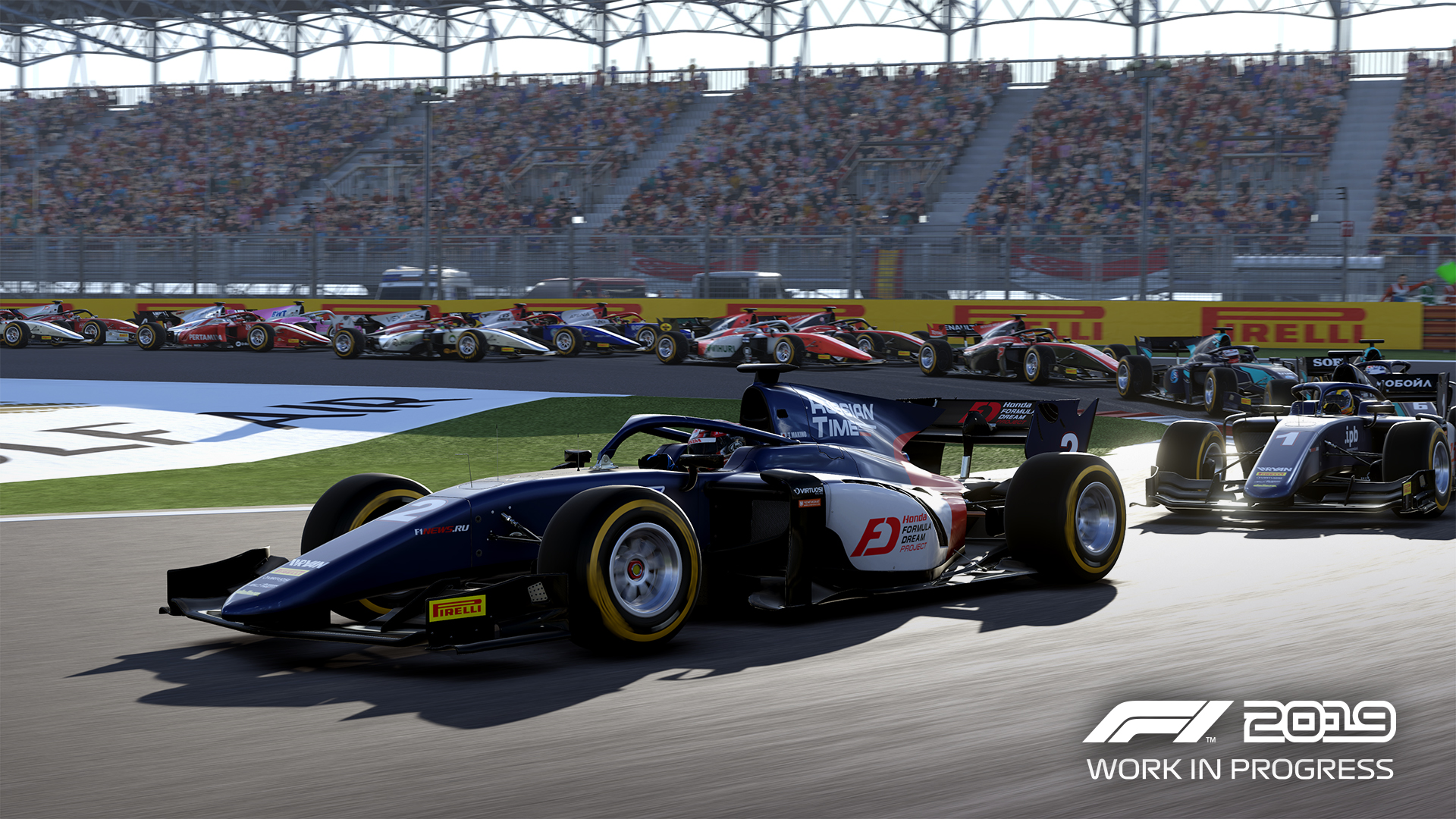 F1 2019's compatible wheels and controllers revealed - Team VVV