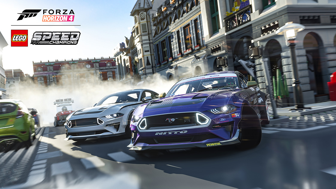 forza horizon 4 39 s lego speed champions expansion launches. Black Bedroom Furniture Sets. Home Design Ideas