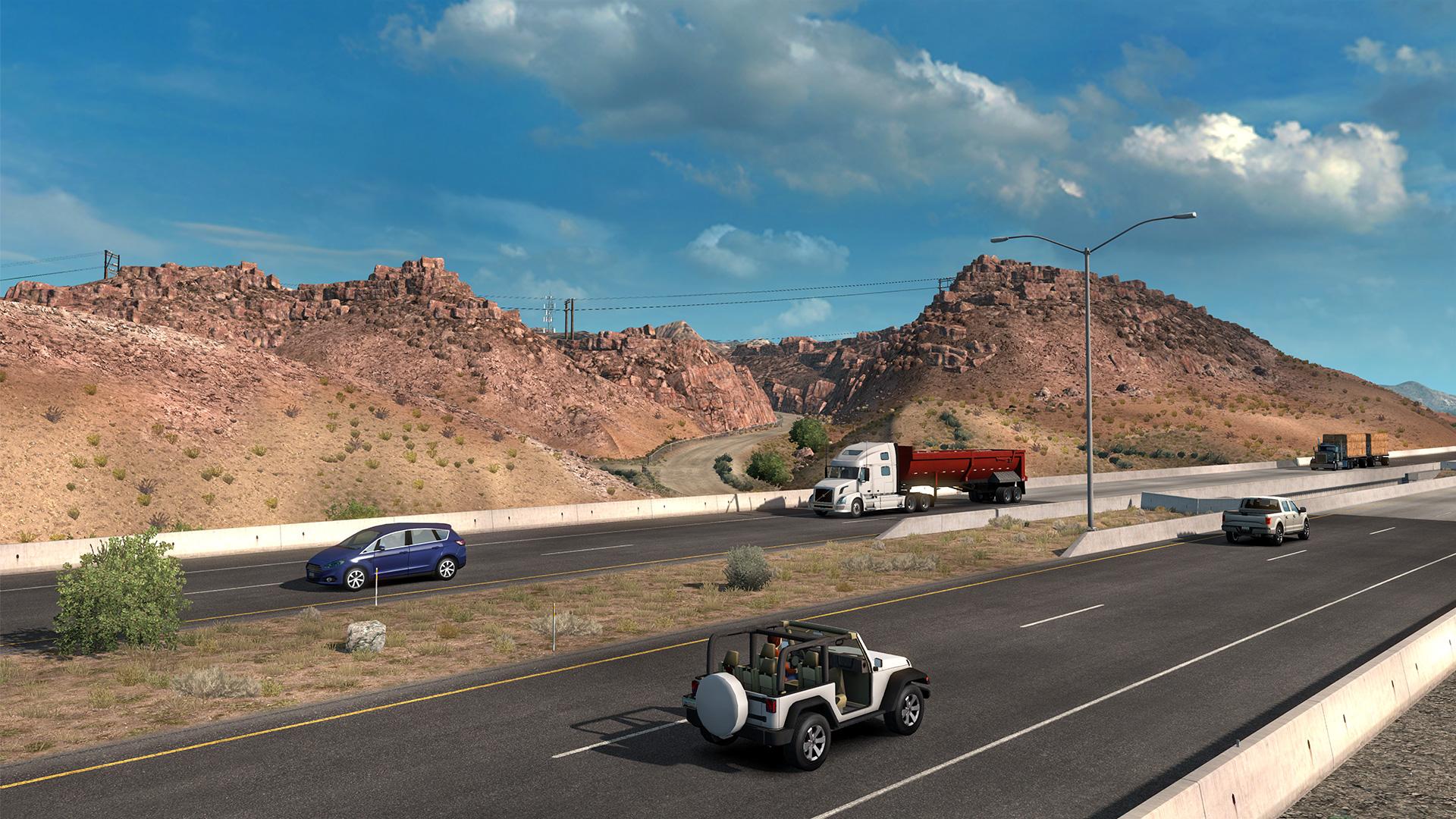 Utah expansion announced for American Truck Simulator - Team VVV