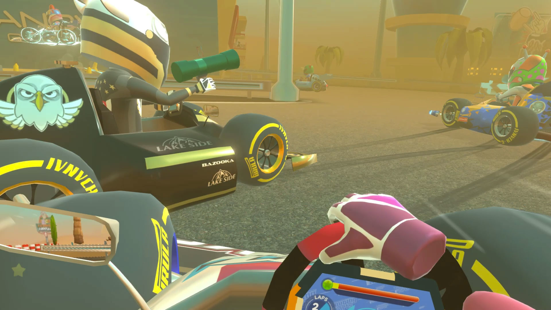 VR racer Touring Karts releasing this year for PSVR, Vive & Oculus