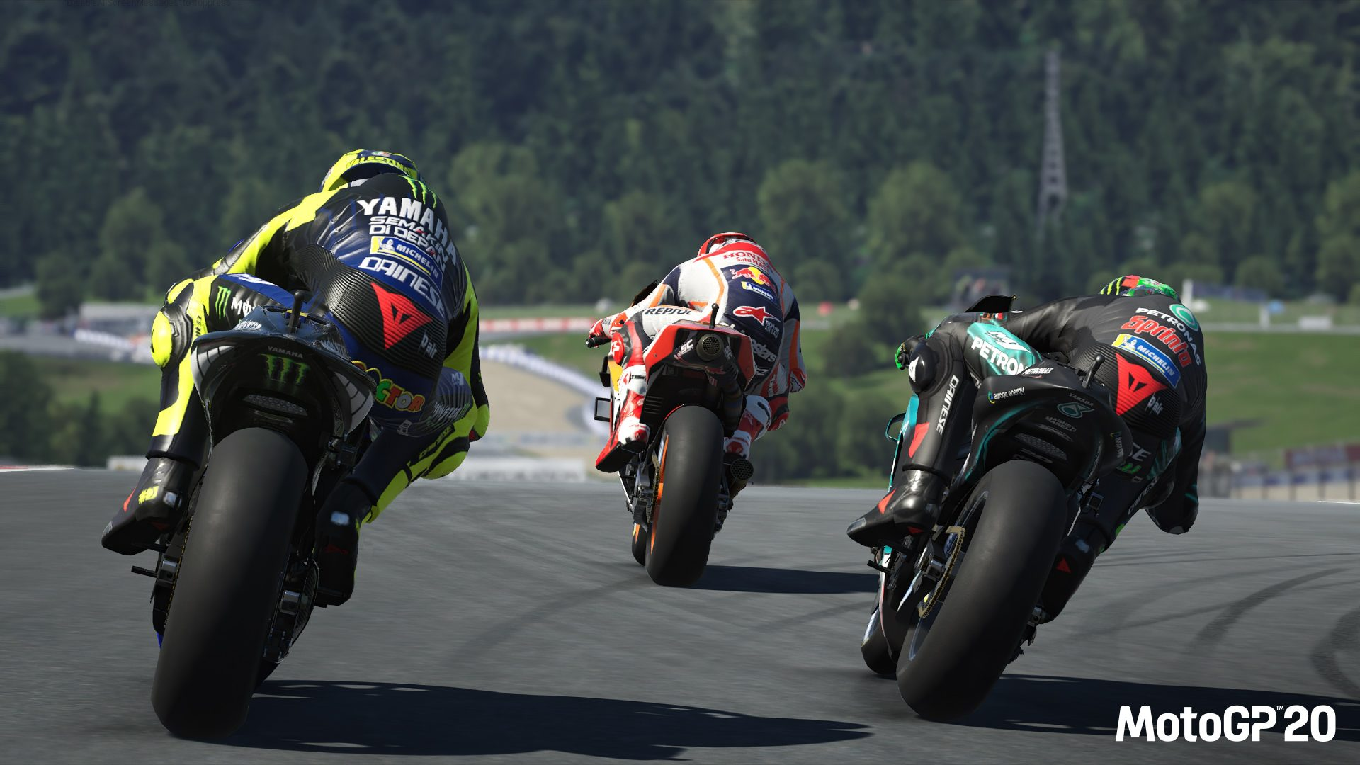 Motogp 20 Launching April 23 Across Ps4 Xbox One Pc Stadia And Switch Team Vvv