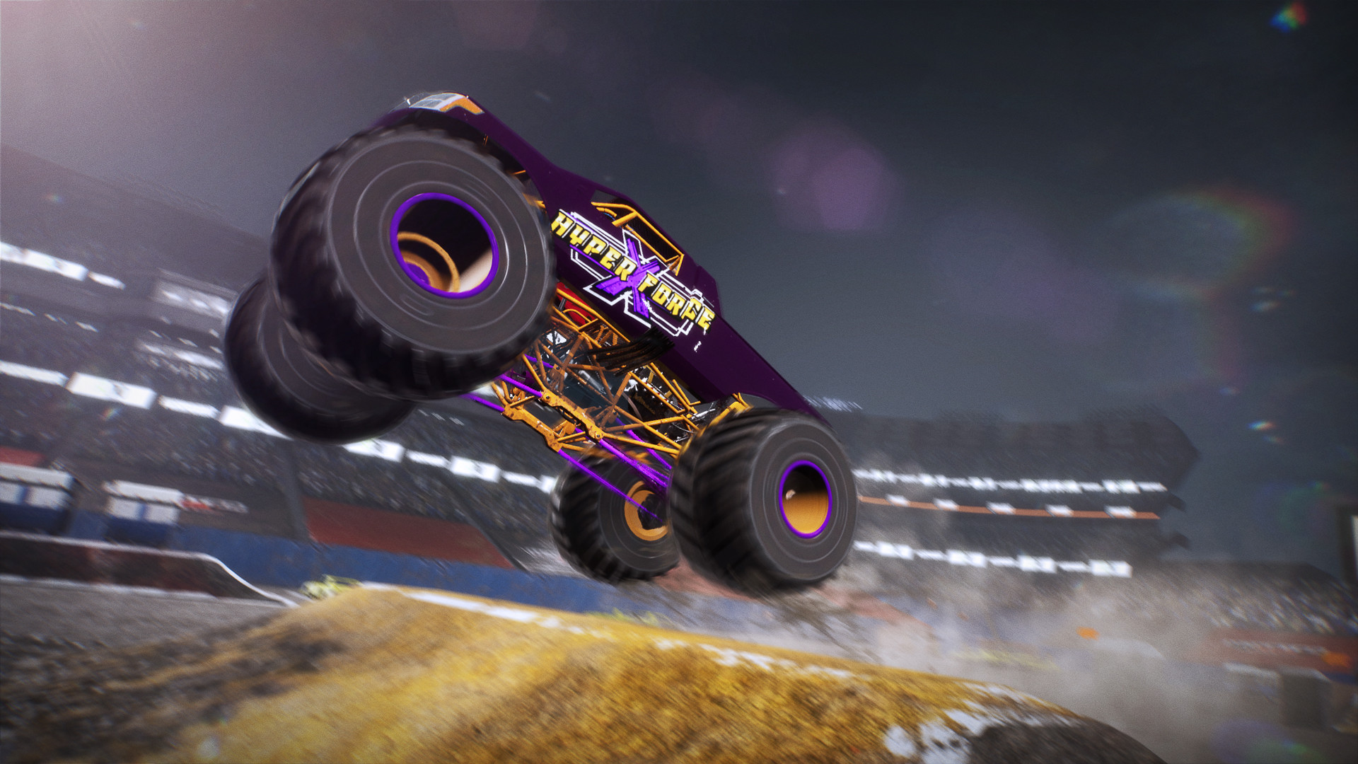 Monster Truck Championship Coming To Ps4 Xbox One Switch And Pc Team Vvv